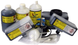 Фильтры, демпферы, насосы и другие запасные части для каплеструйных принтеров