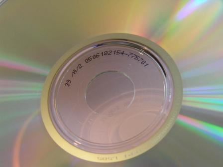 Каплеструйная маркировка дисков